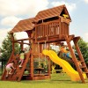 Design 2 with Monkey Bars & Loft Play System