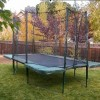 Variable-Bounce 10′ x 17′ Rectangular Trampoline